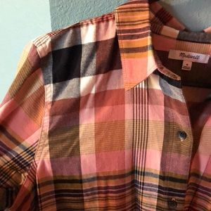 Madewell Tops - Madewell flannel